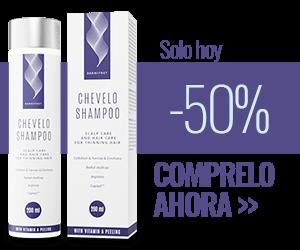 Chevelo Shampoo - comprelo ahora