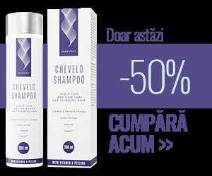Chevelo Shampoo - cumpara acum