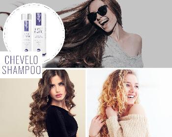 Chevelo Shampoo effects of application
